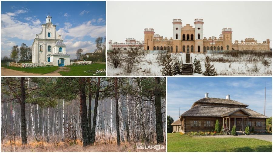 Пять интересных мест в Ивацевичском районе, которые стоит посетить