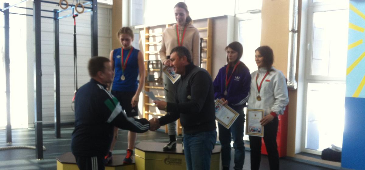 Барановичская юниорка выиграла первенство Беларуси по боксу