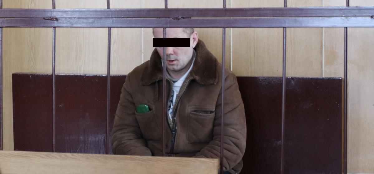 В Барановичах суд вынес приговор мужчине, который зарезал свою супругу