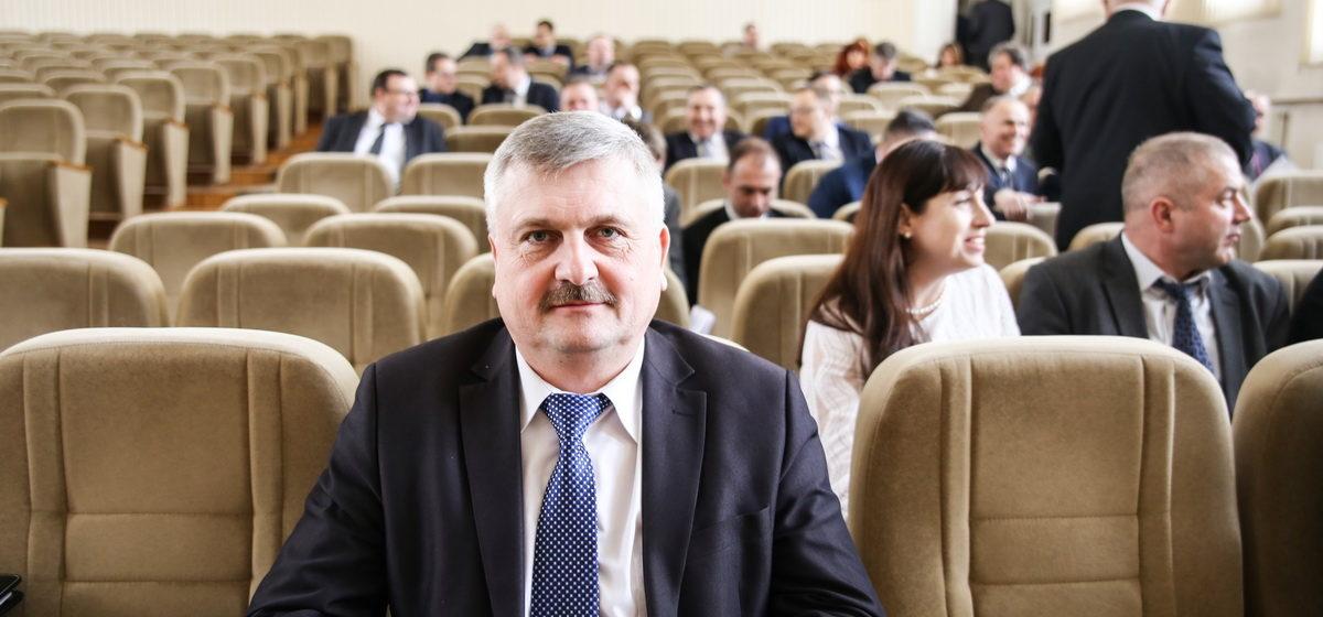 В Барановичах избрали нового председателя горсовета