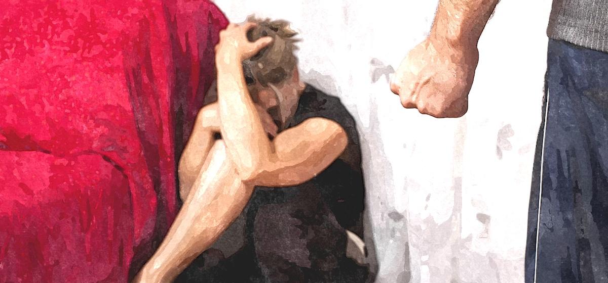 Отношения. Что делать, если подругу избивает ее муж