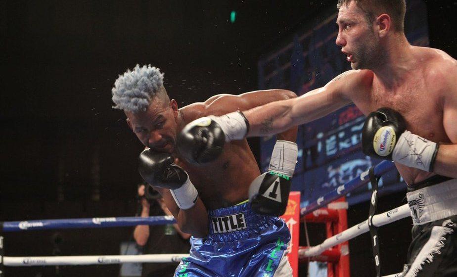 Барановичский боксер Кирилл Релих стал чемпионом мира по боксу среди профессионалов