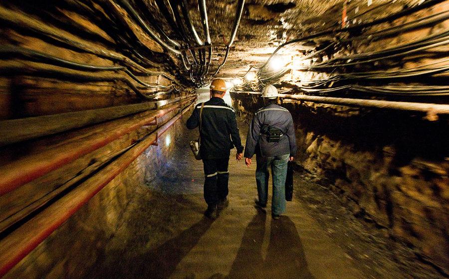 В шахте «Беларуськалия» произошло обрушение — под завалом два человека