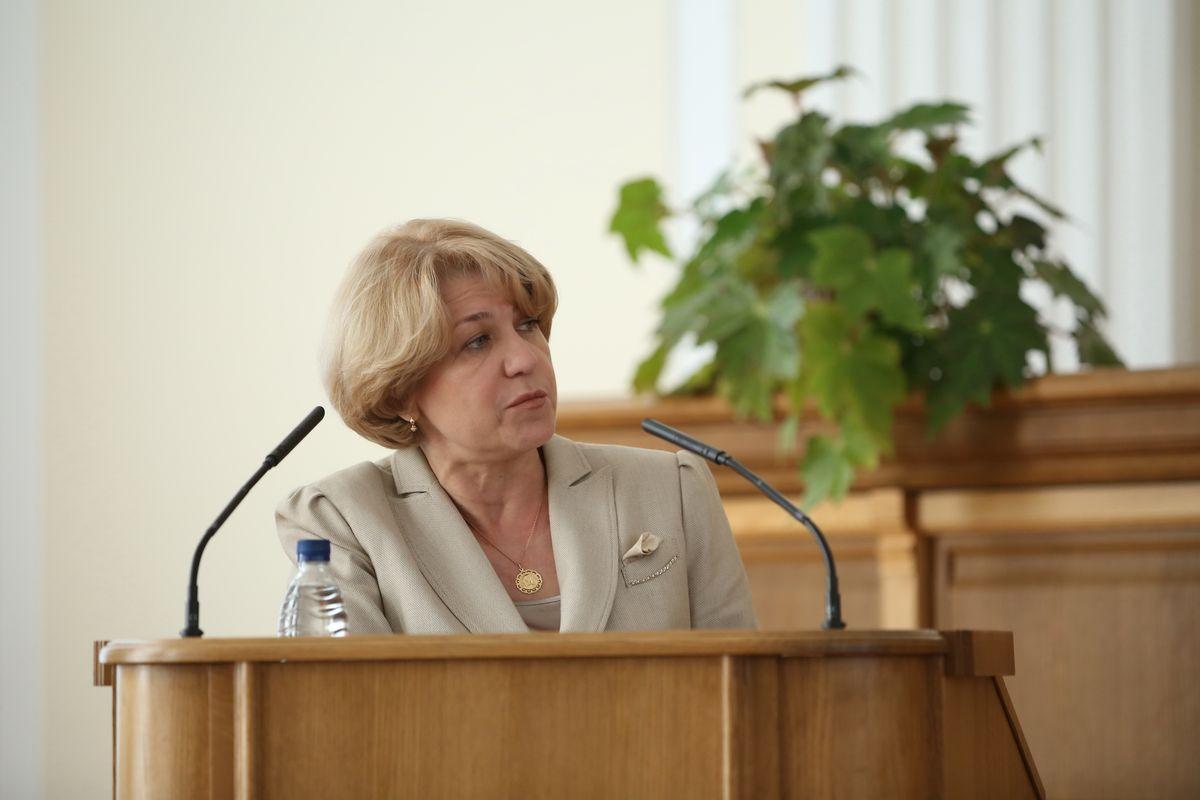 Наталья Федорова. Фото: Intex-press