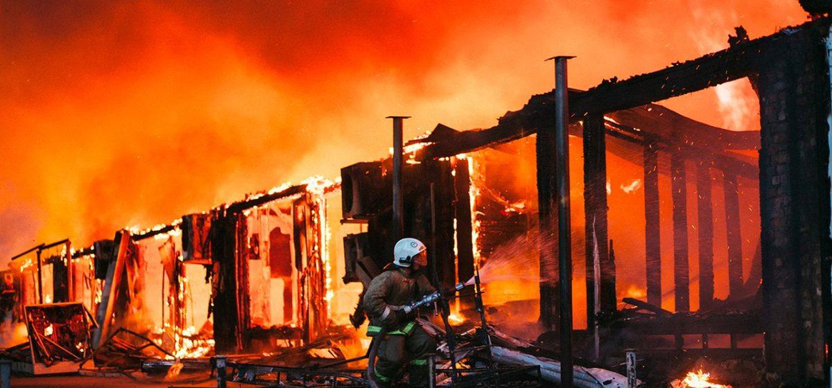 Тест. Выживете ли вы на пожаре?