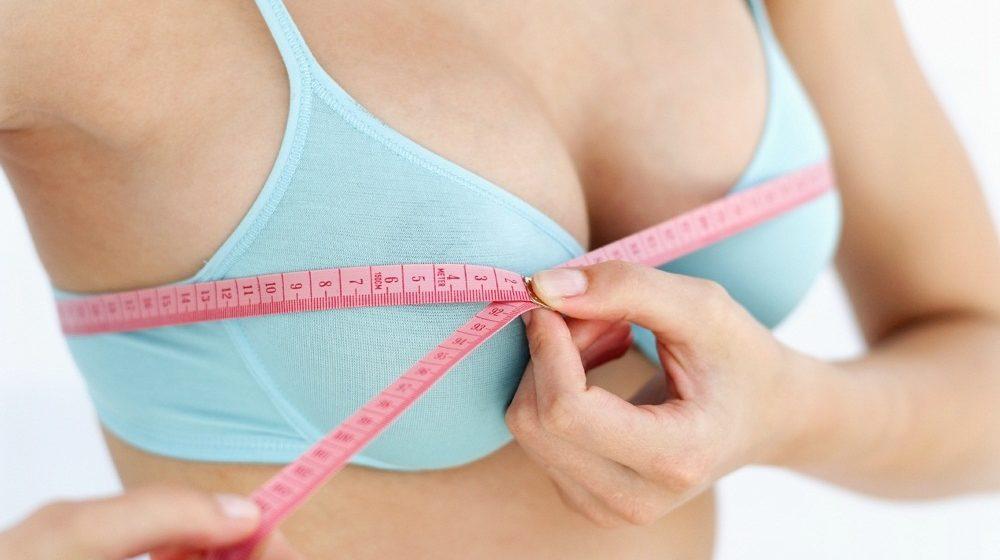 Специалисты назвали размер груди самых счастливых женщин