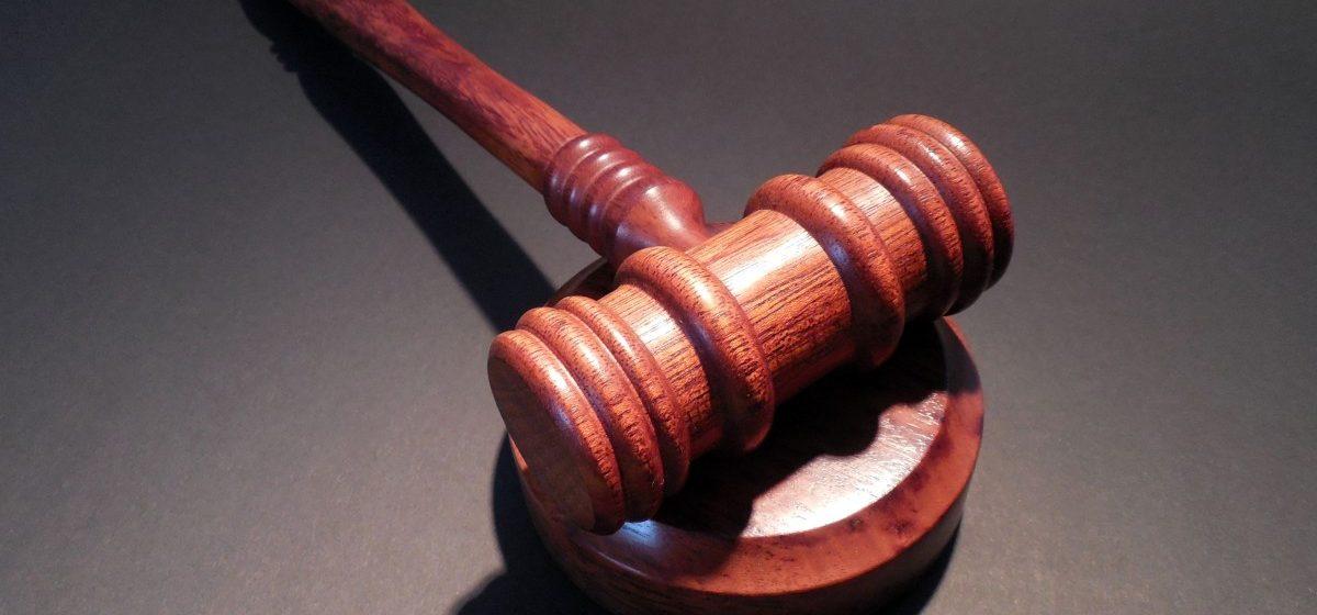 В Барановичах осудили мужчину, который избил милиционера