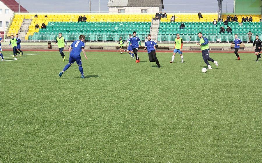 ФК «Барановичи»: одна победа, два поражения в предсезонном турнире