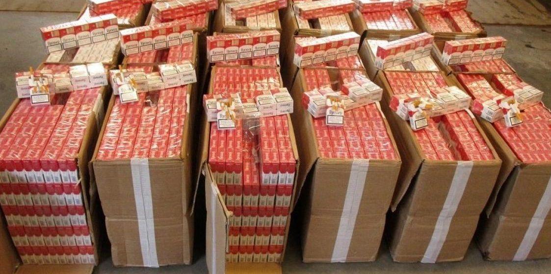 В Латвии в цистерне белорусского поезда нашли 3 миллиона контрабандных сигарет