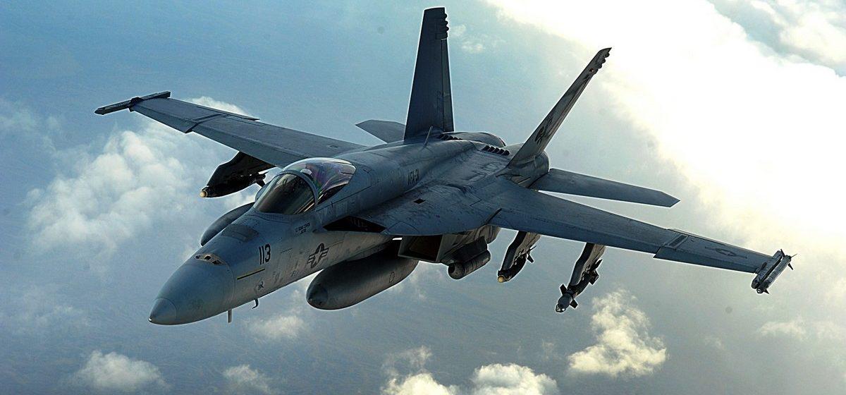 Во Флориде разбился американский истребитель, экипаж погиб