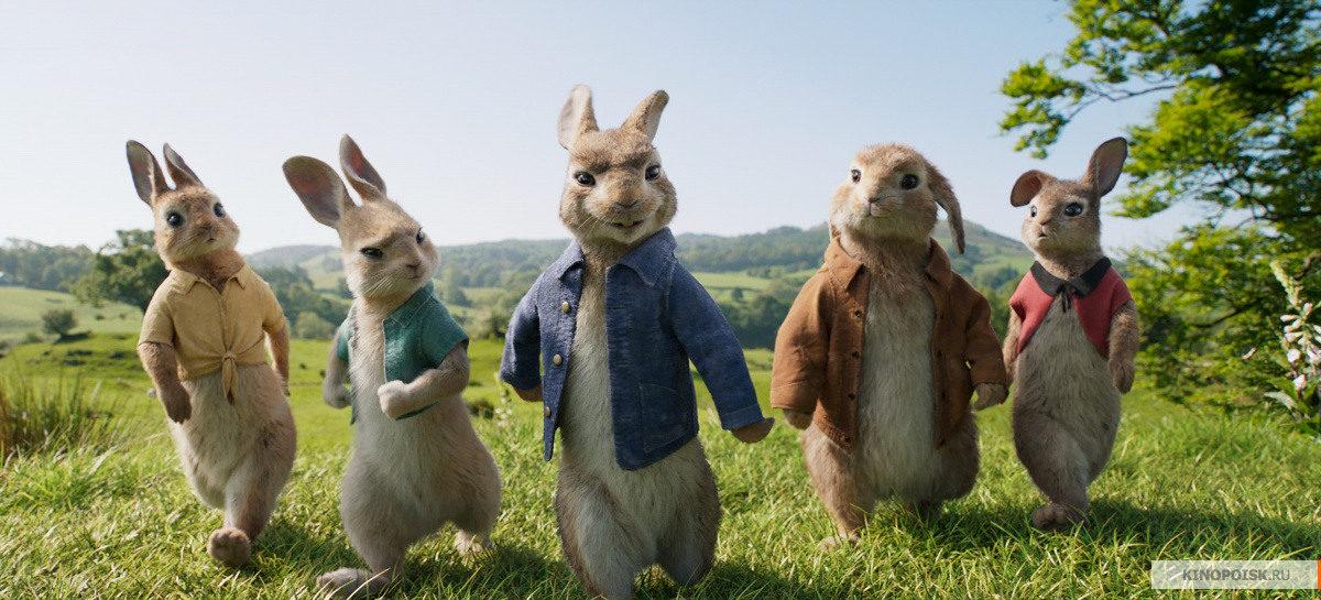 Фильм, на который стоит сходить: «Кролик Питер»