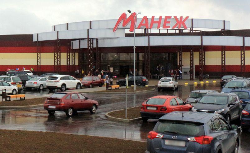 60-летняя жительница Полоцка сообщила о заминированном автомобиле у торгового центра