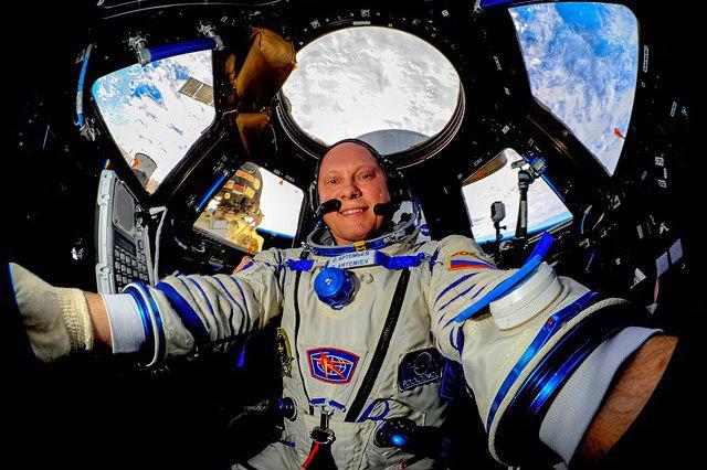 Космонавт с белорусскими корнями отправился на МКС
