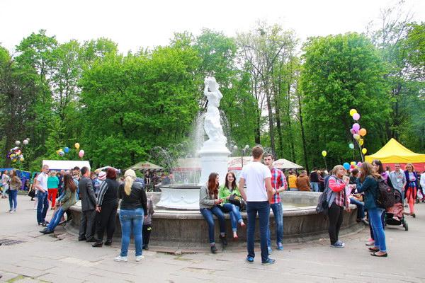 Как следует благоустроить молодой парк — власти Барановичей спрашивают у жителей города