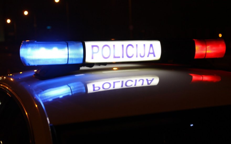 Литовская полиция: Белорусский дипломат совершил в Вильнюсе ДТП и скрылся