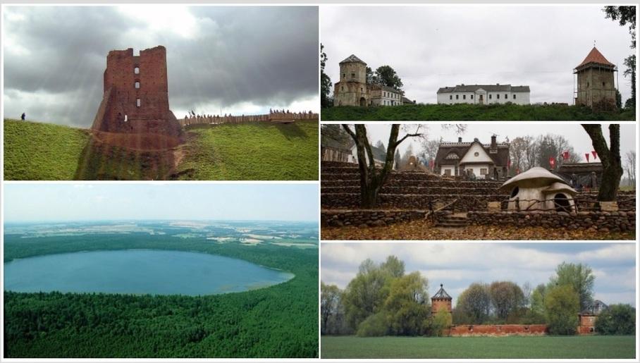 Пять интересных мест в Новогрудском районе, которые стоит посетить