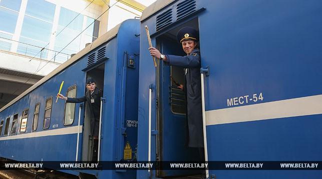 Поезд «Могилев-Львов», следующий через Барановичи, будет курсировать до Трускавца
