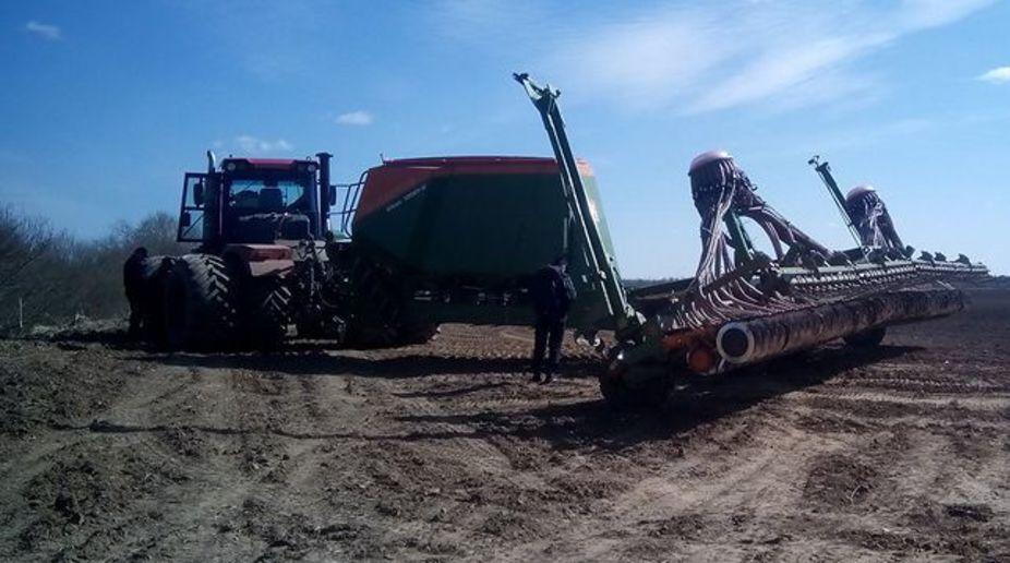 В Витебском районе при проведении сельхозработ погиб тракторист