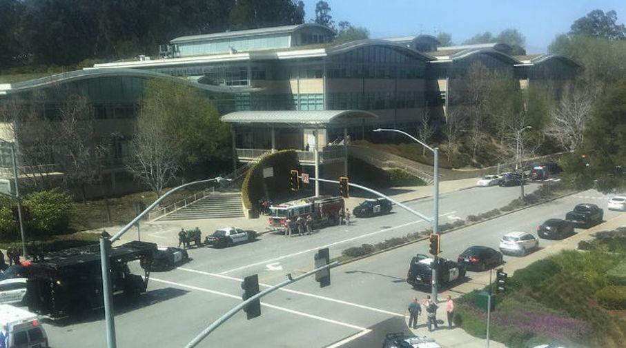 В Калифорнии в штаб-квартире YouTube женщина открыла стрельбу, пострадали три человека