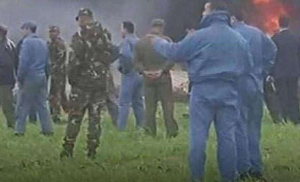 В Алжире разбился самолет, погибли не менее 200 человек
