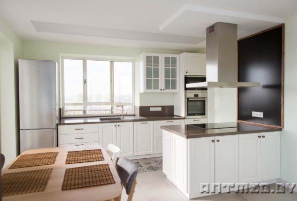 Элитные кухни для требовательных клиентов