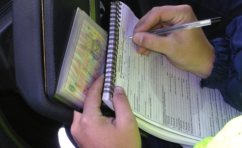 В Беларуси внесли изменения в порядок изъятия водительского удостоверения