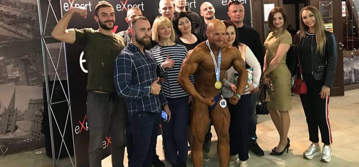 Барановичский бодибилдер стал чемпионом страны