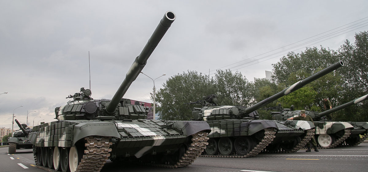 Беларусь заняла 41 место в рейтинге глобальной военной мощи