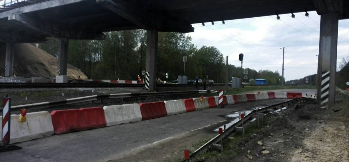 Как из Барановичей добраться в Лунинец. Железнодорожное сообщение остановлено из-за аварийного моста