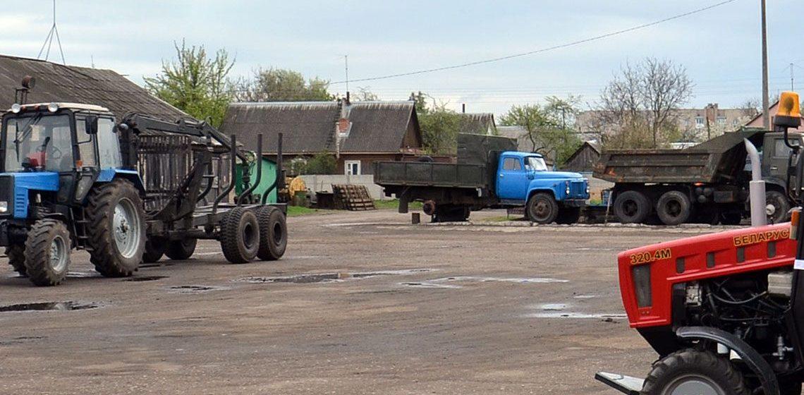 В Слуцке мужчина погиб, когда подкачивал колесо грузовика