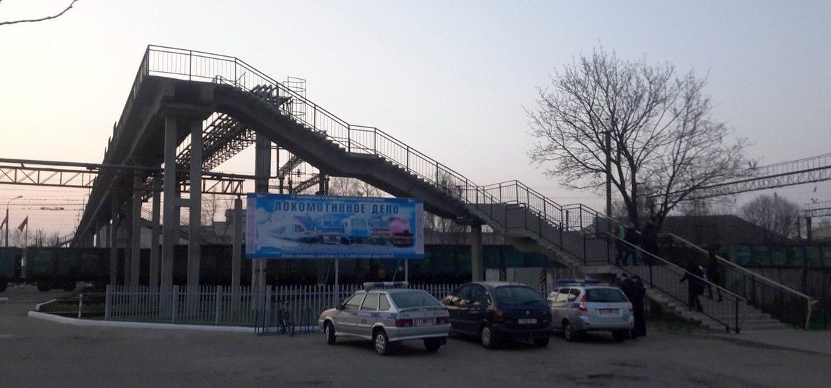 В Барановичах мужчина сбежал из психоневрологического диспансера и спрыгнул с моста