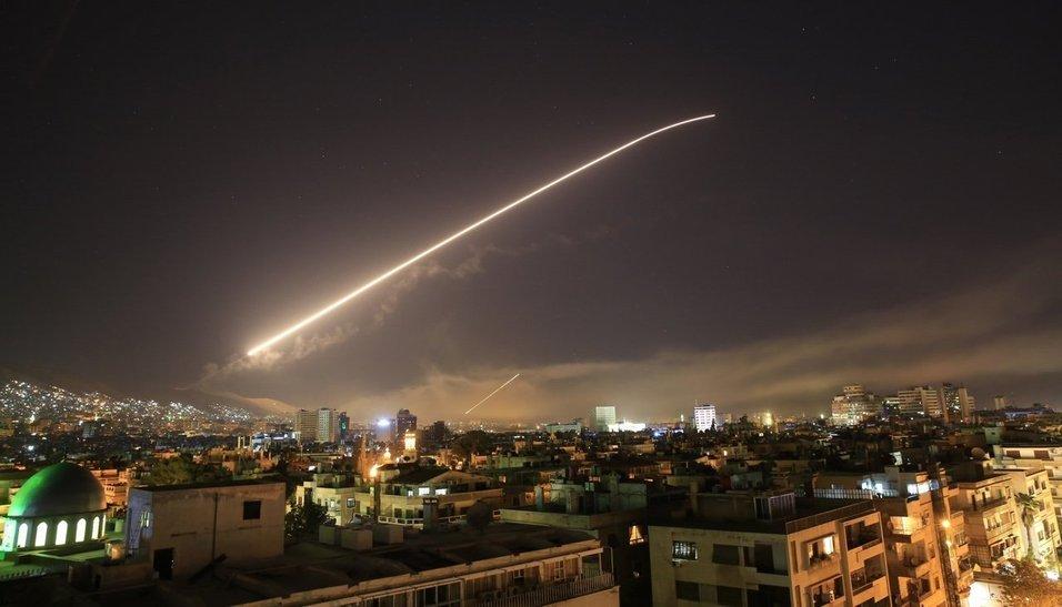 США назвали условия, при которых они снова ударят по Сирии