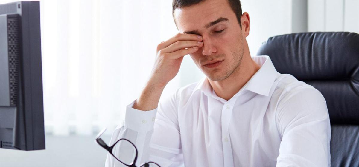 Как снизить нагрузку на глаза при постоянной работе за компьютером