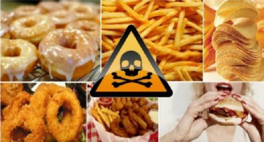 Пять любимых всеми продуктов, повышающих риск развития рака