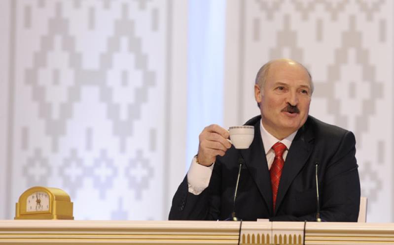 Лукашенко рассказал, как получаются самые красивые дети