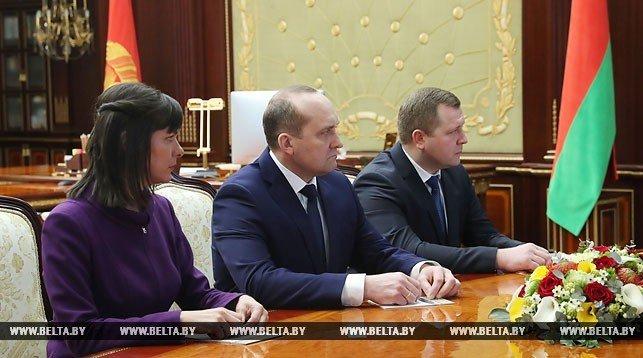 Лукашенко вернул должность главного идеолога и назначил на нее юриста, в прошлом военного