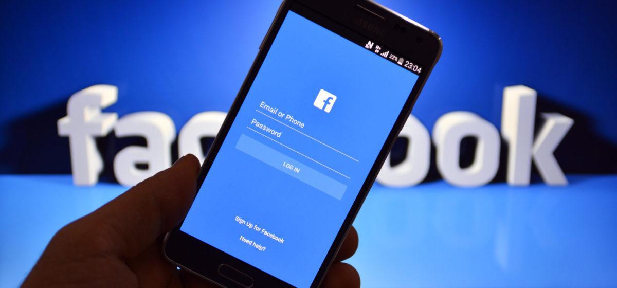 Facebook собирается внедрить технологию распознавания лиц