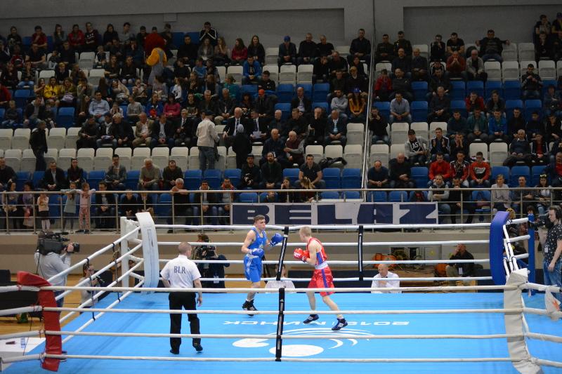 Барановичские боксеры завоевали четыре награды на чемпионате Беларуси