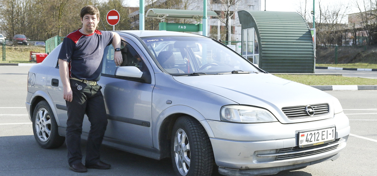 Ездил — знаю. Opel Astra: городской и экономный