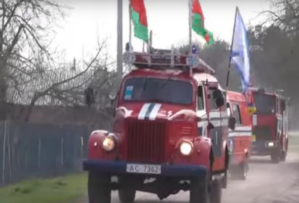 В Барановичском районе пройдет автопробег «Молодежь за безопасность и спорт»