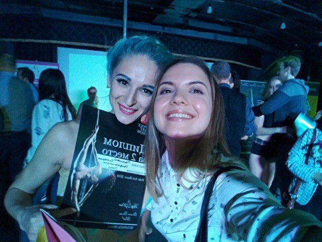 Барановичская танцовщица стала призером на фестивале по Pole Dance