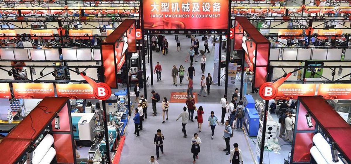 Выставка китайских товаров в Варшаве*