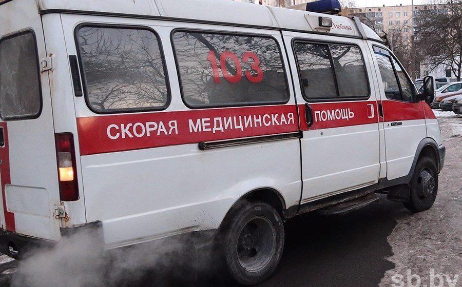 В Могилеве 20-летняя девушка выпала из окна седьмого этажа