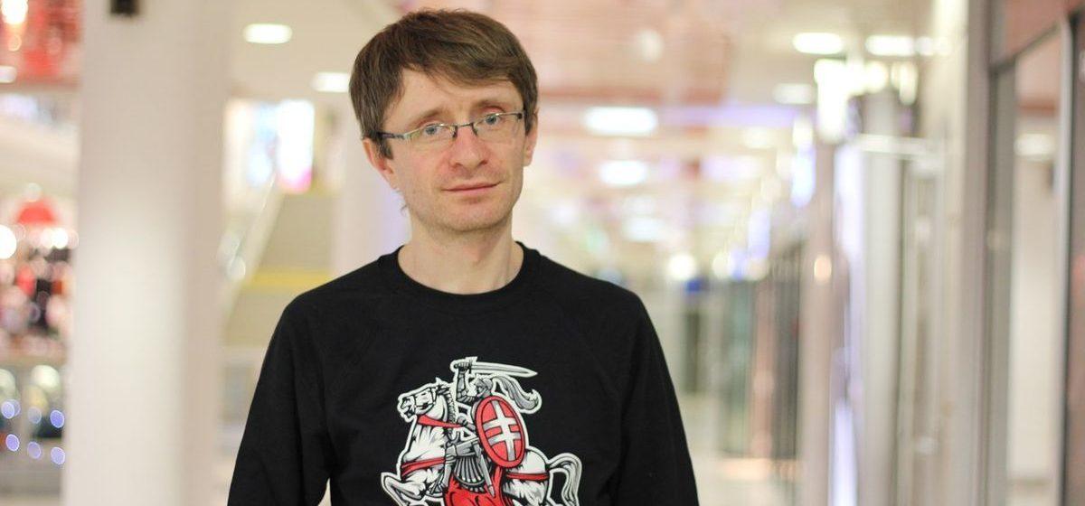 У Баранавічы на курсы «Мова Нанова» прыедзе эксперт у абароне моўных правоў Ігар Случак