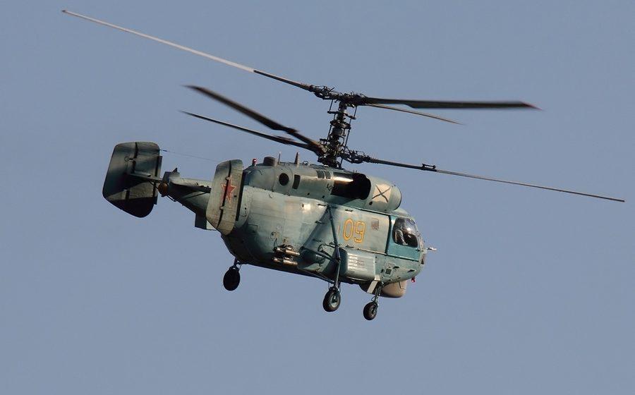 В Балтийском море разбился вертолет Ка-29