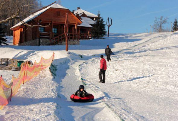 Отдых на горнолыжном курорте
