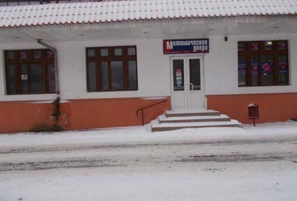 В Барановичах на продажу выставили магазин и бывшую парикмахерскую