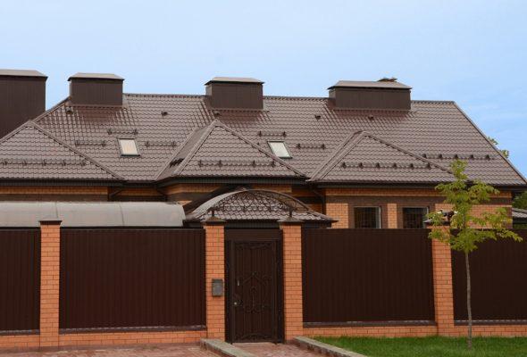Особенности крыши и ее покрытий