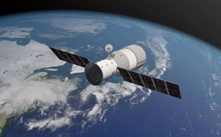Над Тихим океаном сгорела китайская станция «Тяньгун-1»