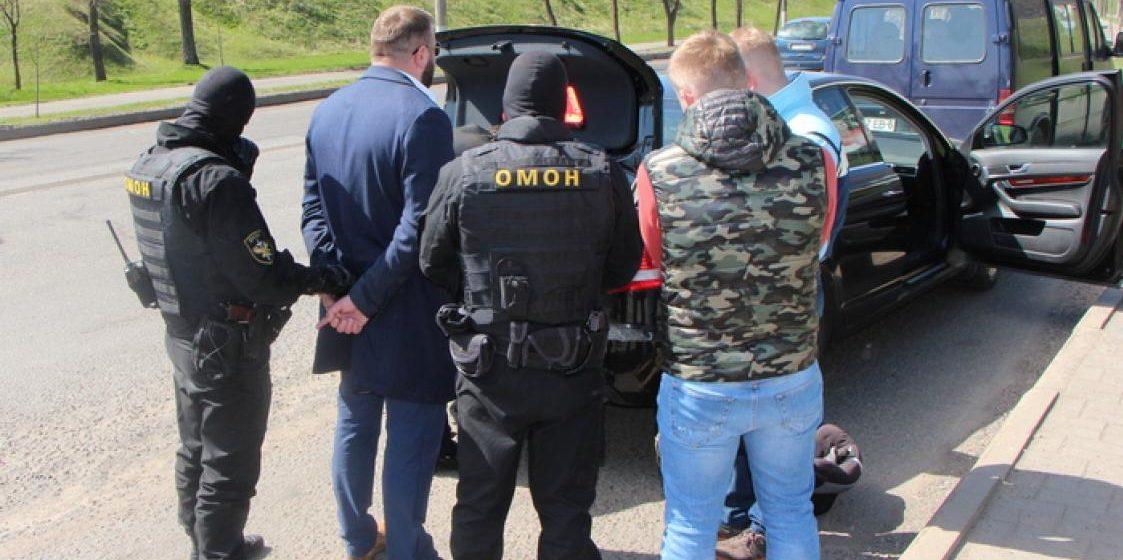 Громкое задержание на «Белшине». Заместителя гендиректора подозревают в получении взятки (видео)